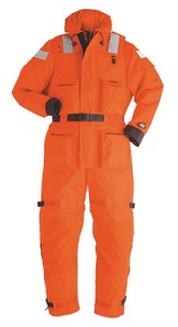 Warning Coverall Anti-Exposure Work Suits 3XL