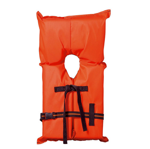 Warning Coverall‰ Flotation Jackets 3XL