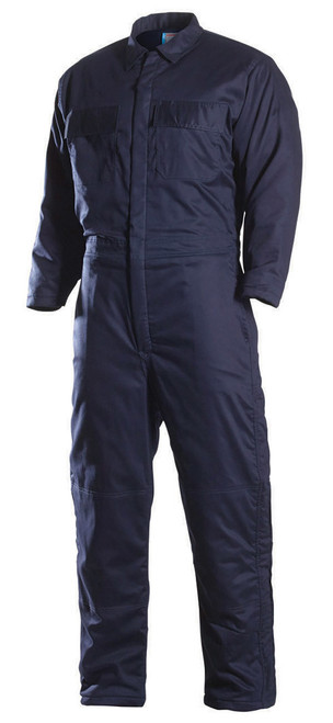 Thermo Packed Insulated Coverall Setup