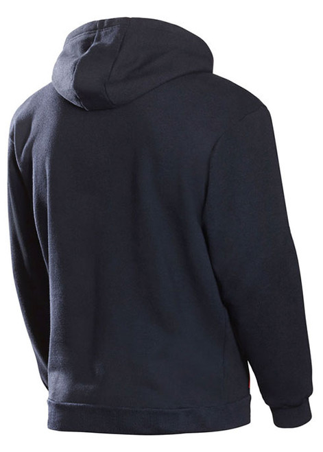 No Zipping Hooded Hoodie Sweatshirt
