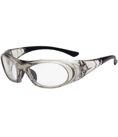 Boss Eyewear, Clear Lens, Clear Polycarbonate + LST