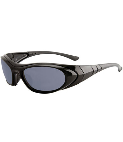 Planet Eyewear, Smoke Lens, Anti-fog, Anti-scratch,
