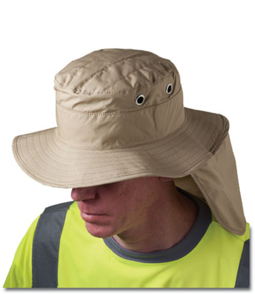 Safari Evaporative Cooling Ranger Hat, Khaki