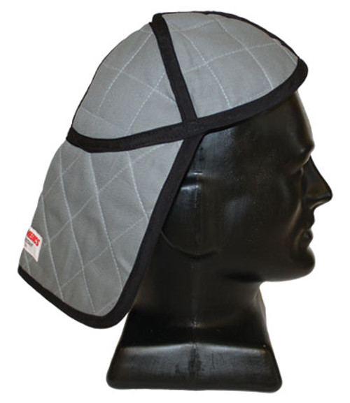 Cooling Hard Hat Liner with Neck Shade, Flame
