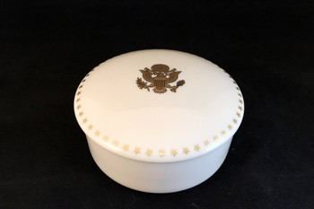 Embassy Great Seal Round Covered Box