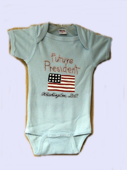 Infant 1-Piece/Future President