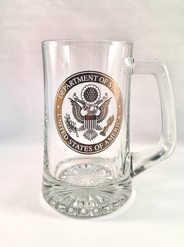 Gold DOS  15 oz. Beer Mug