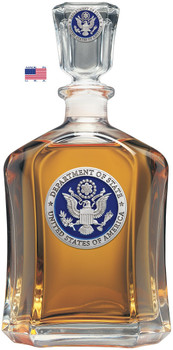 Department of State CAPITOL DECANTER