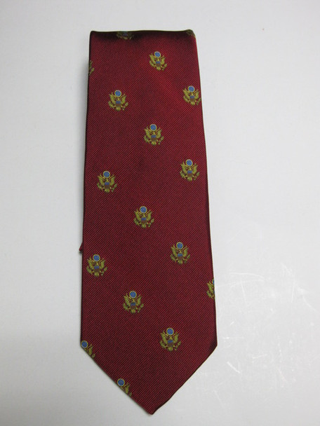 Silk Neck Tie - Great Seal