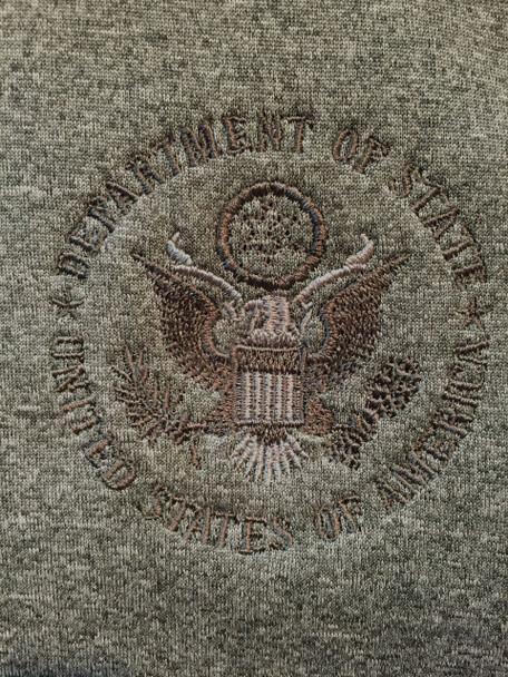 Ladies' FLASH Bonded Poly-Knit Jacket - DOS Logo