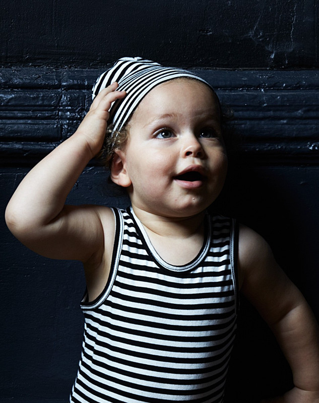 Skull Cap (Striped)