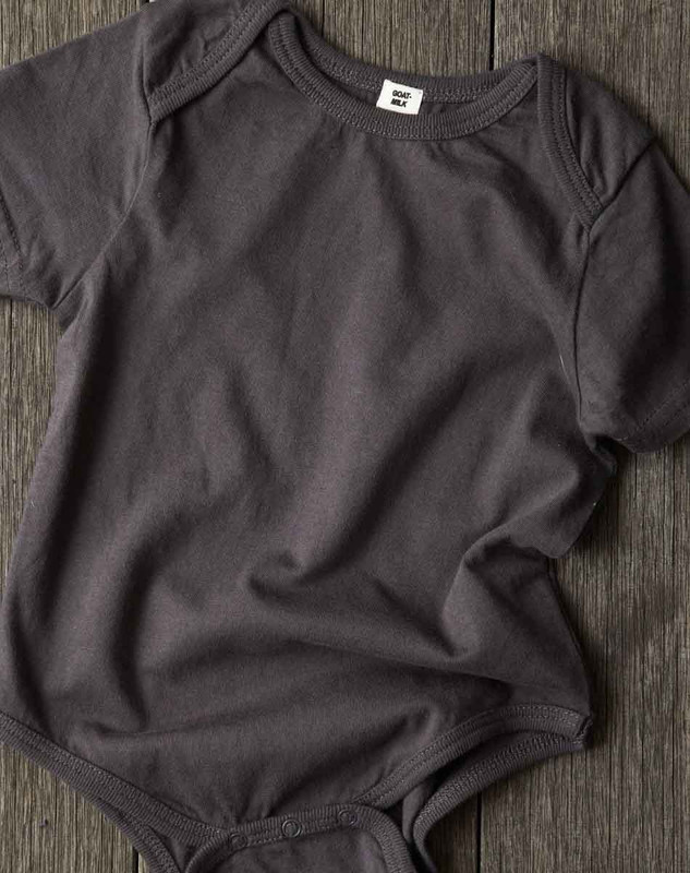 Short Sleeve Onesie (Jersey)