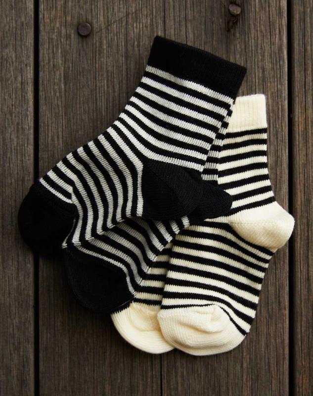 Baby Socks (Striped)