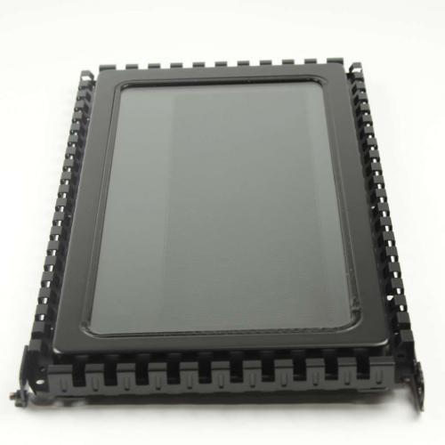 Sharp RCD2200M Microwave   DOOR PANEL SUB ASSEMBLY (FDORFA436WRYZ)