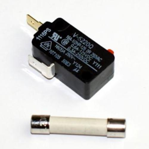 Sharp R22gtf Rcd2200m Microwave Monitor Switch Fuse 20a Ffs Ba033wrkz