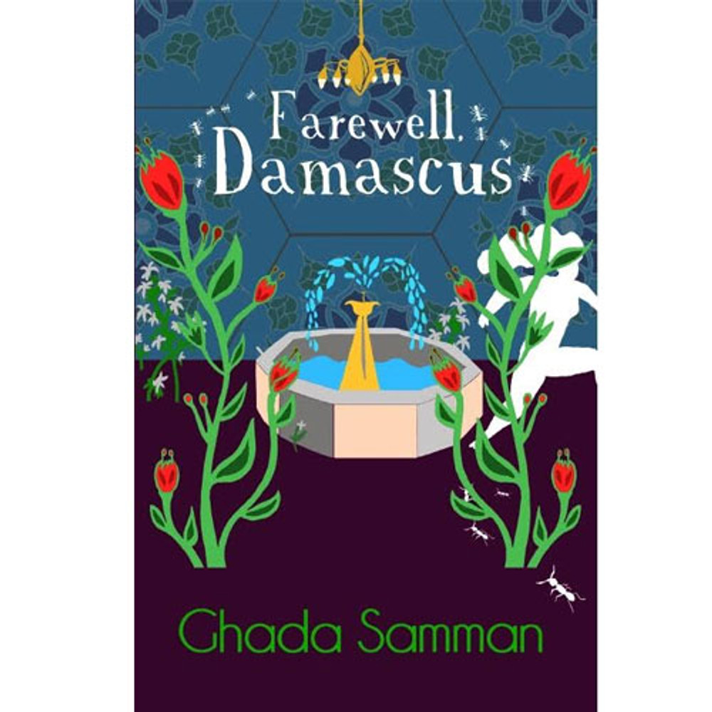 Farewell, Damascus book cover