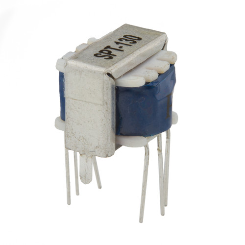 SPT-130: 600ΩCT:600ΩCT Impedance, Coupling Transformer
