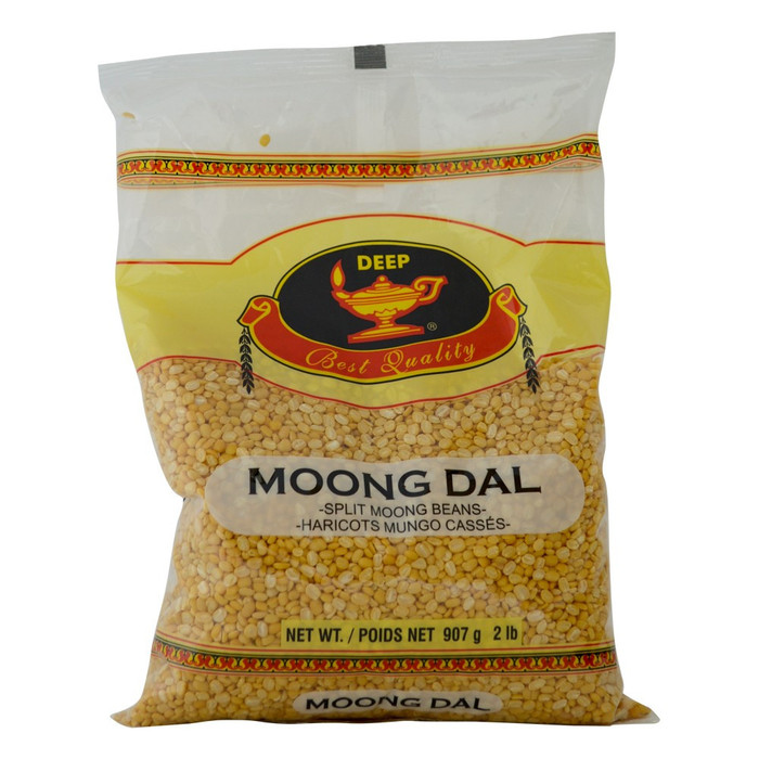 Deep Moong Dal - 2 Lbs