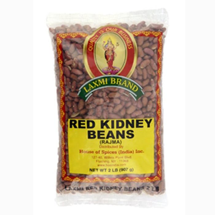 Laxmi Red Kidney Beans - 2 Lbs