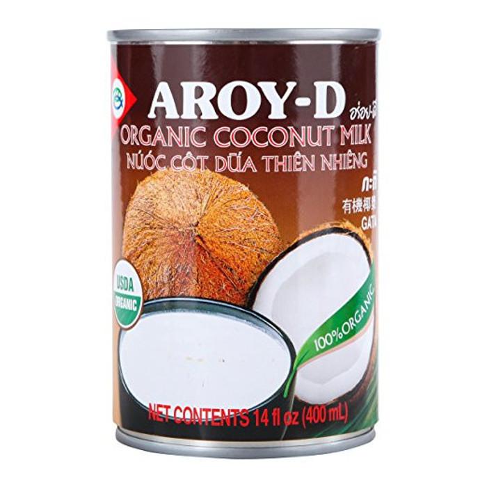 AROY - COCONUT MILK 400 ML