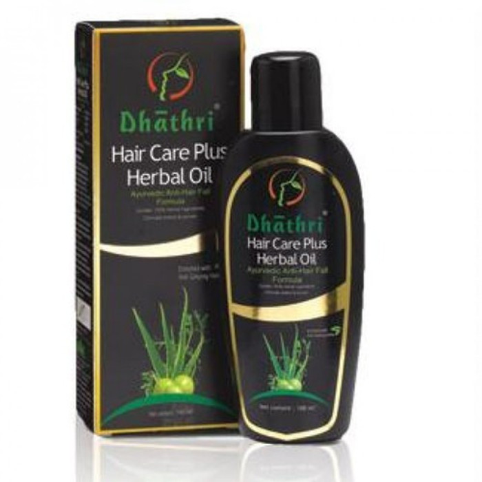 DHATHRI HAIR CARE PLUS HERBAL OIL