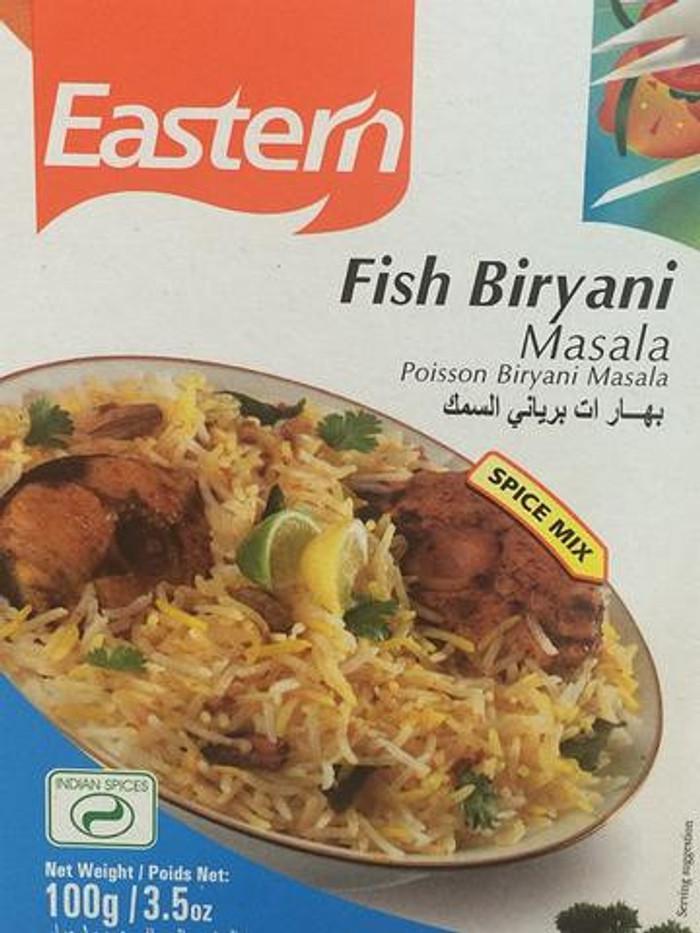 Eastern Fish Biriyani Masala