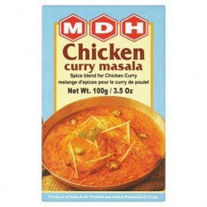 MDH CHICKEN CURRY MSL 100 GM