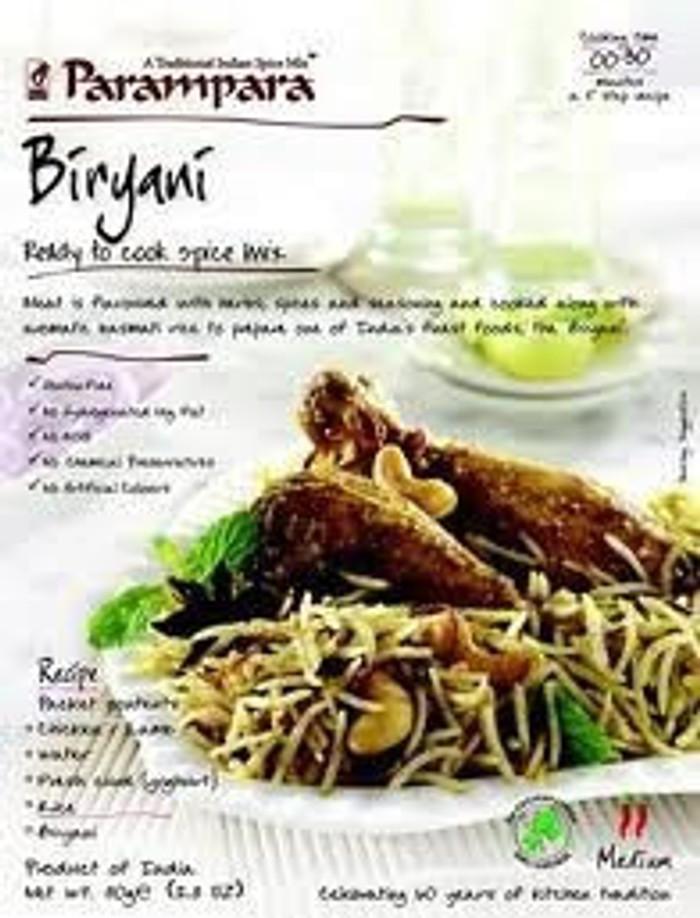 Parampara--Biriyani-Mix