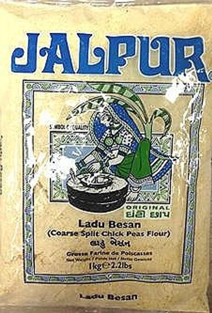 JALPUR LADOO BESAN - 1 Kg