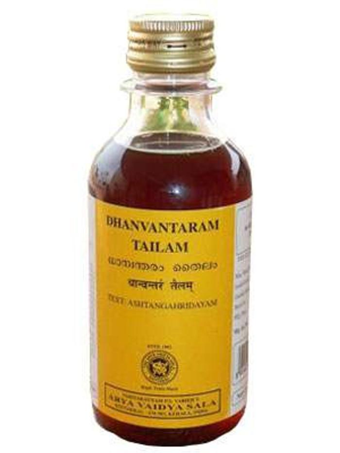 Kottakkal Dhanwantharam Kuzhampu 200mll