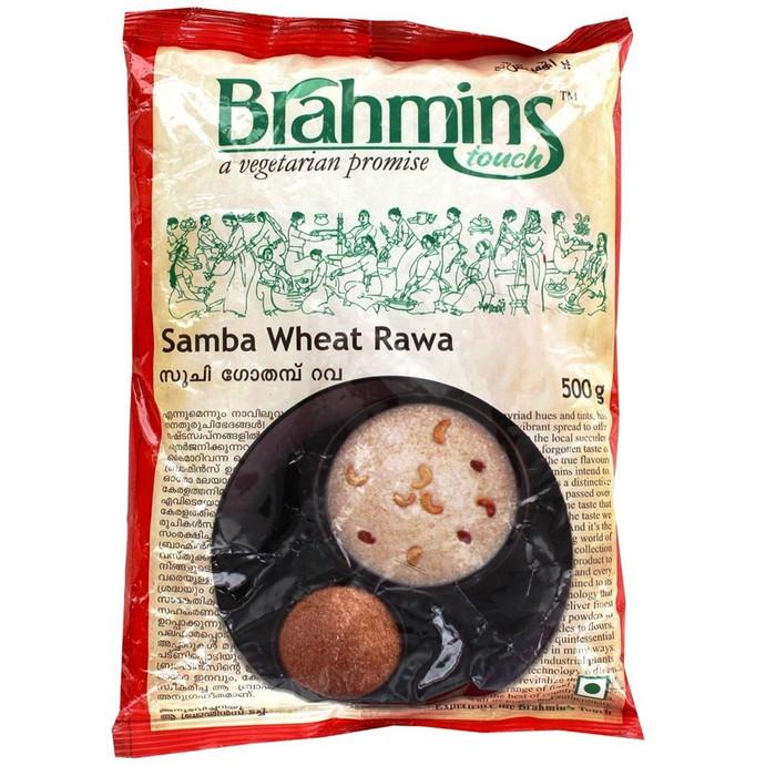 Brahmins Samba Wheat Rawa