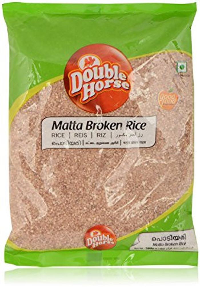 Double Horse Broken Matta Rice - 1 Kg