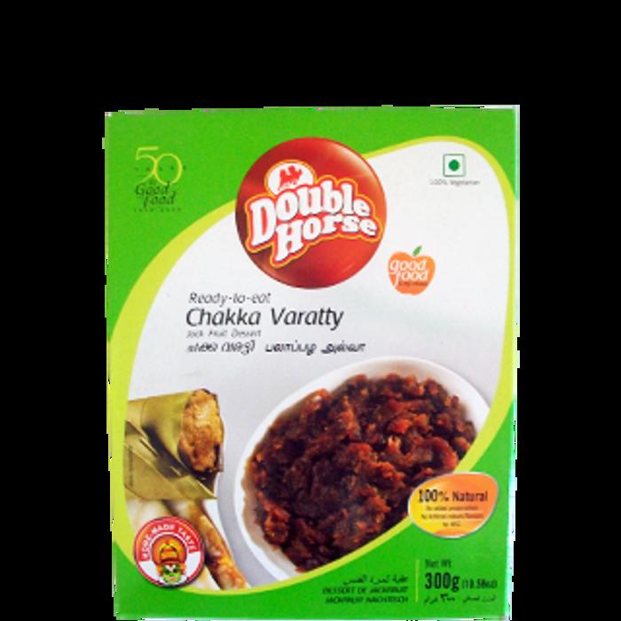Double Horse Chakka Varatty - 300 gms