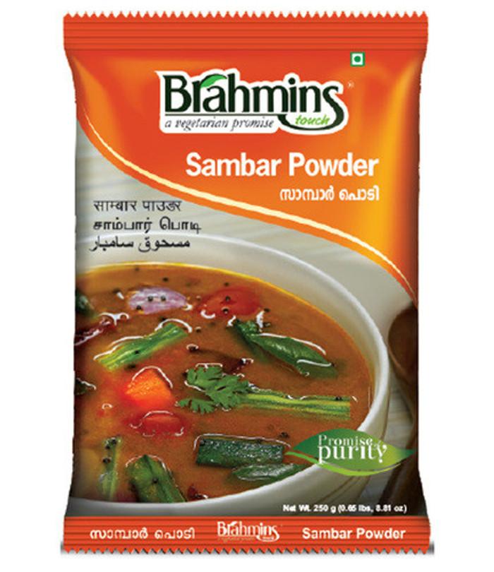 BRAHMINS-Sambar-Powder-250GMS