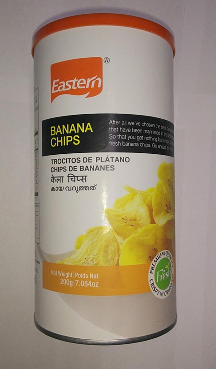 Eastern Banana Chips - 200 gms