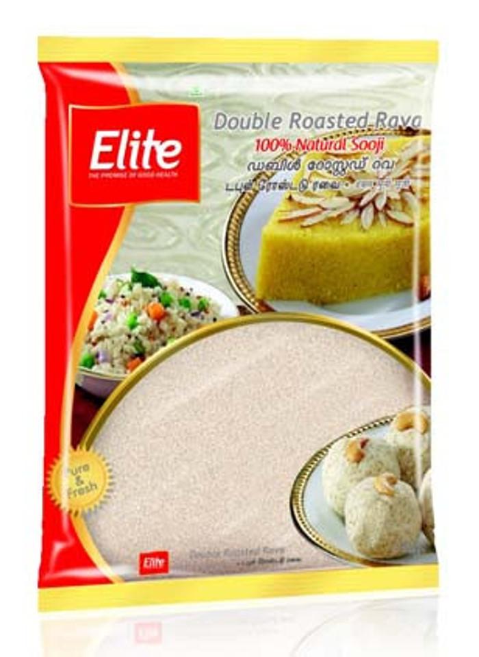 ELITE DOUBLE ROASTED RAVA 1kg