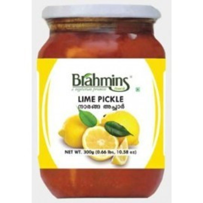 BRAHMINS LIME PICKLE-300GMS