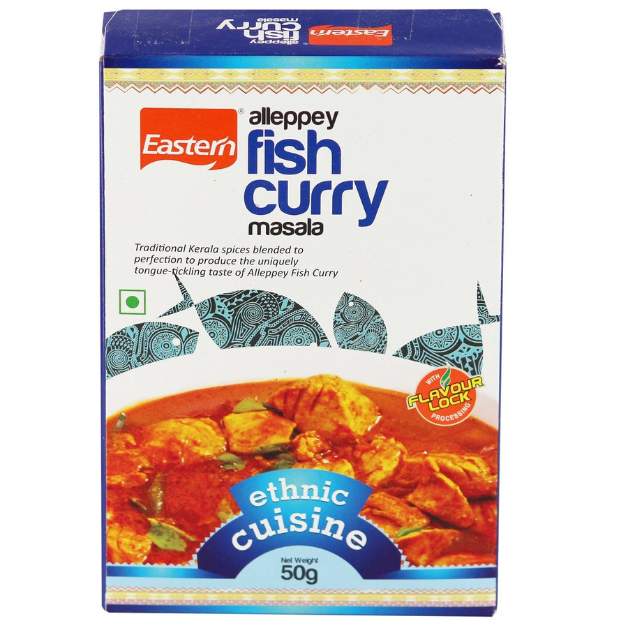 Eastern Alleppey Fish Curry Masala - 50 gms