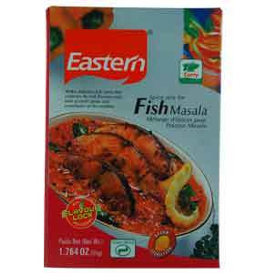 EASTERN FISH MASALA 50GM