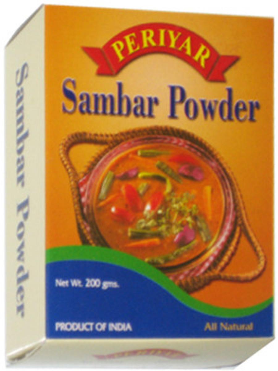 Periyar - PR. SAMBAR POWDER - 200 Gms