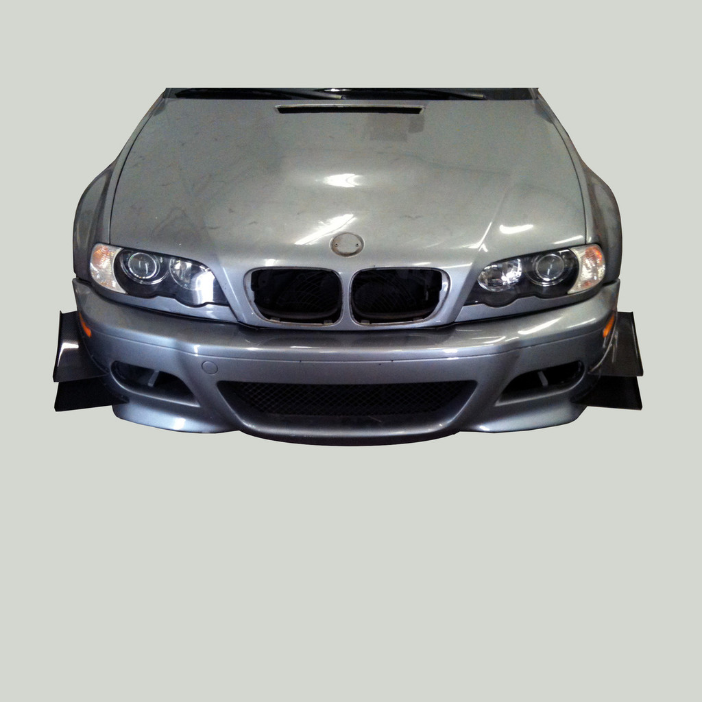 BMW E46 Canards/Dive Planes for your Race Car