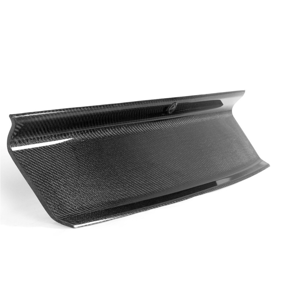 Mustang S550 Carbon Fiber Trunk Finish Panel Replacement