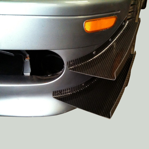 BMW E46 Canards/Dive Planes for your Race Car
