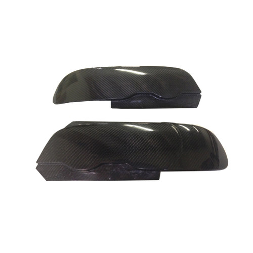 BMW E46 Carbon Headlight Blanks