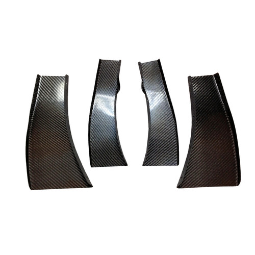 Mustang S197 Canards/Dive Planes for your Race Car, American Iron