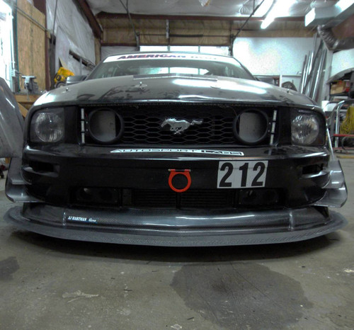 Mustang S197 Splitter for your Race Car, American Iron