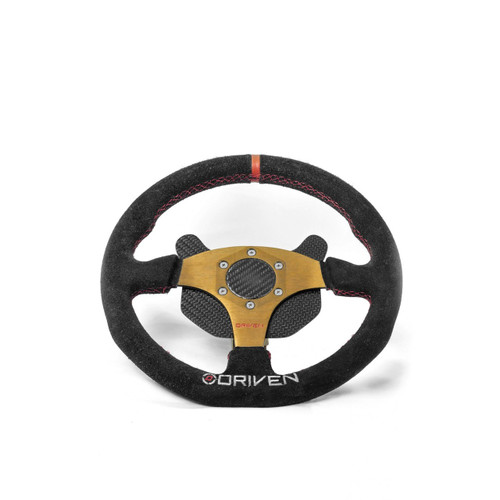 Closure Cap for Racing Steering Wheel w/ 6 Button Panel