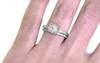 1.68 Carat Icy White Diamond Ring in White Gold
