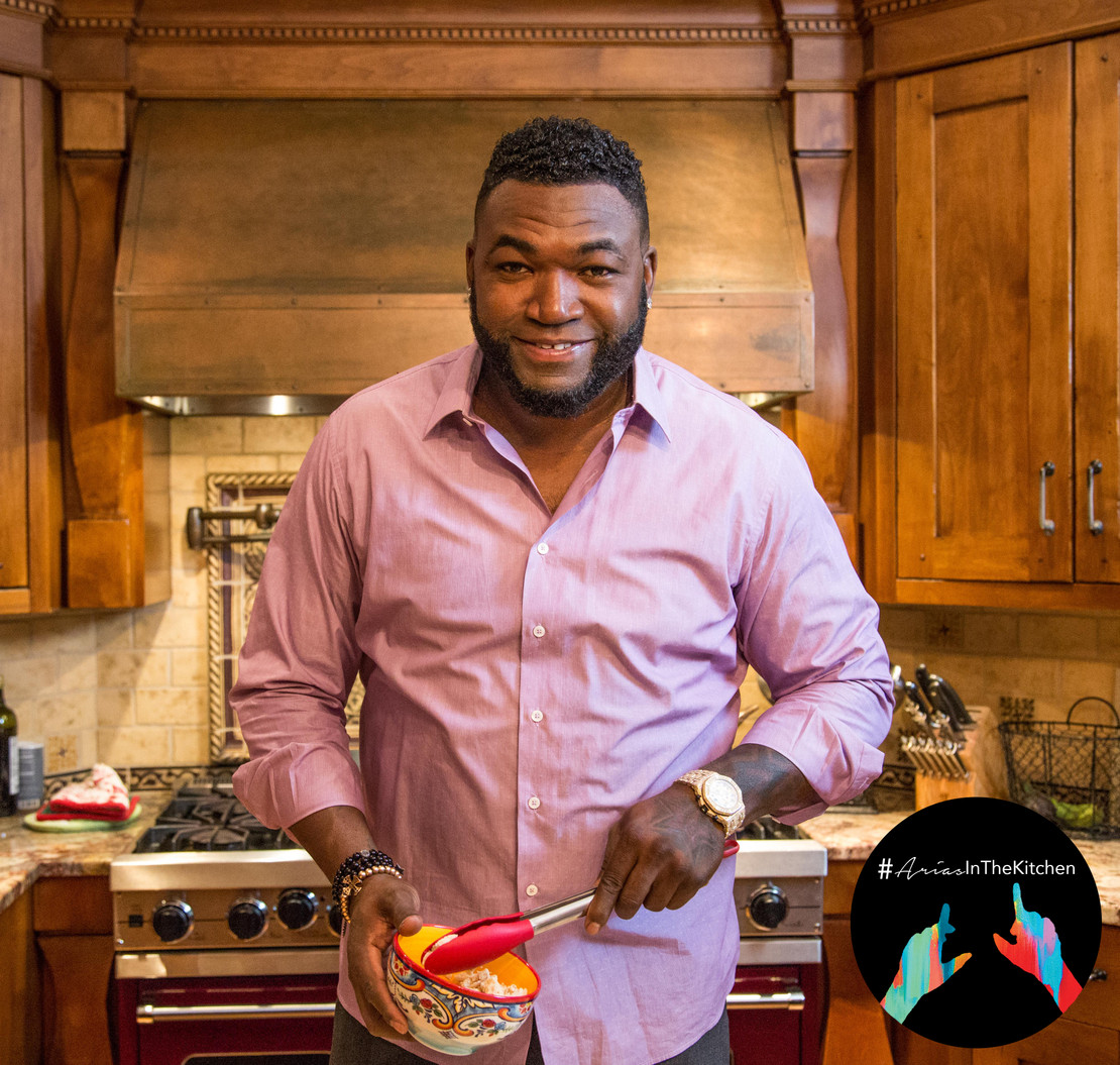 Big Papi's Paella Paired with Arias
