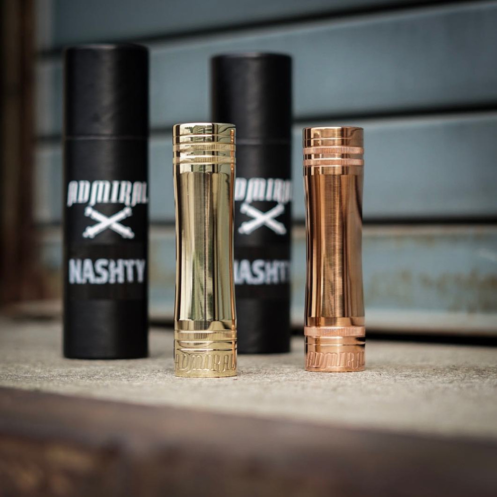 Admiral 20700 Mod (NASHTY EDITION) by Broadside